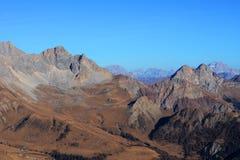 Dolomiti góry Obraz Royalty Free