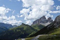 Dolomiti, Italia Fotografie Stock