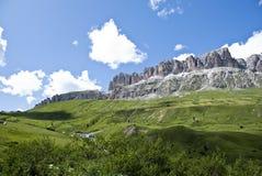 Dolomiti, Italia Fotografia Stock Libera da Diritti