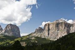 Dolomiti, Italie Image stock