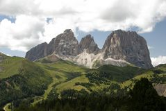 Dolomiti, Italie Image libre de droits