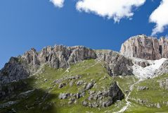 Dolomiti, Italie Photo stock