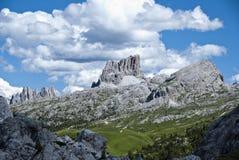 Dolomiti, Italie Photographie stock libre de droits