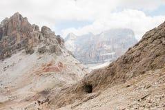 Dolomiti, Italien Lizenzfreie Stockfotografie