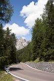 dolomiti Italy Fotografia Stock