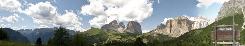 dolomiti Italy Zdjęcia Royalty Free