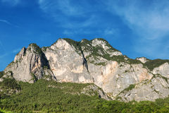 Dolomiti mountain, Trentino Alto Adige, Italy Royalty Free Stock Photo