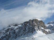 dolomiti mountains стоковые изображения rf