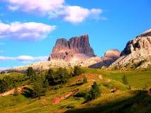 Dolomiti mountains Royalty Free Stock Image