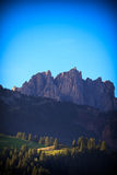 Dolomiti mountains in Italy Stock Images
