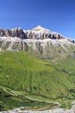 Dolomiti - Piz Boe' Royalty Free Stock Photo