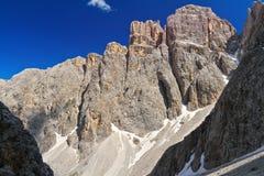 Dolomiti - Piz da Lech Royalty Free Stock Image
