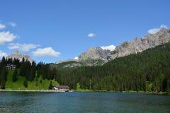 Dolomiti - Tre Cime di Lavaredo Imágenes de archivo libres de regalías