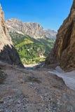 Dolomiti - Val Setus Royalty Free Stock Image