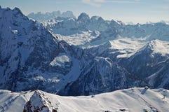 Free Dolomities, Dolomiti - Italy In Wintertime Stock Photo - 21770190
