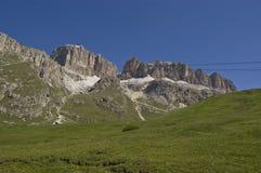 Dolomitlandschaft Lizenzfreies Stockbild