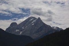 Dolomitspitze Stockbilder