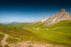 Dolomity Zdjęcie Royalty Free