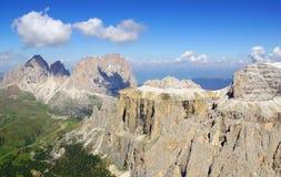 Dolomity. Włochy Obrazy Stock