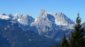 Dolomti-Alpen Italien Lizenzfreies Stockfoto