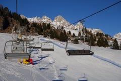 Dolomti alps Italy Obraz Stock