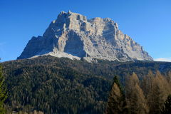 Dolomti alps italy Stock Photography