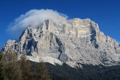 Dolomti alps italy Stock Images