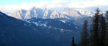 Dolomti alps italy Royalty Free Stock Photo