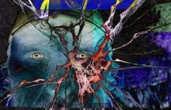 Dolor abstracto Fotografía de archivo
