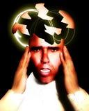 Dolor de cabeza que parte 16 imágenes de archivo libres de regalías