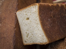 Dolor de Mie Bread Fotografía de archivo libre de regalías