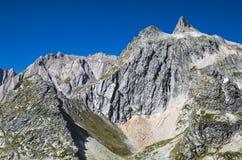 Dolor de Sucre, montañas, Suiza Imagen de archivo libre de regalías