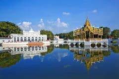 Dolor Royal Palace, Ayutthaya, Tailandia de la explosión Imágenes de archivo libres de regalías