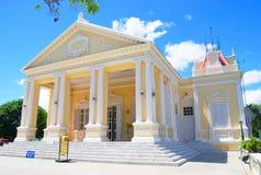 Dolor Royal Palace de la explosión Imagen de archivo libre de regalías