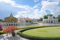 Dolor Royal Palace de la explosión Fotos de archivo