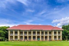 Dolor Royal Palace de la explosión Imagen de archivo