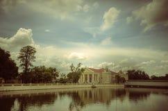 Dolor Royal Palace de la explosión Foto de archivo
