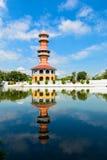 Dolore Royal Palace di colpo in Tailandia Fotografia Stock Libera da Diritti