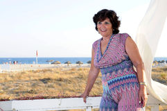 Dolores Aveiro .2 Royalty Free Stock Photography