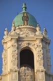 dolores Francisco misi ozdobny San steeple zdjęcie royalty free