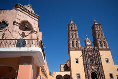 Dolores hidalgo guanajuato mexico Royalty Free Stock Photography