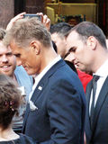 Dolph Lundgren At The Expendables Premiere Royalty Free Stock Photography