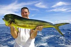 Free Dolphin Fish (mahi-mahi) Stock Photos - 33856693