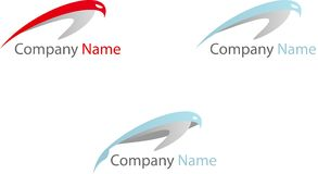 Dolphin logo Royalty Free Stock Photo