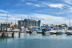 Dolphin Quay. In Mandurah western Australia Stock Images