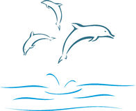 Free Dolphins Royalty Free Stock Photos - 3908598