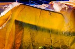 Dolt fartyg under solljus Fotografering för Bildbyråer