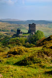 Dolwyddelan Castle σε Snowdonia, Ουαλία, UK Στοκ φωτογραφία με δικαίωμα ελεύθερης χρήσης