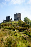 Dolwyddelan Castle σε Snowdonia, Ουαλία, UK Στοκ Εικόνες