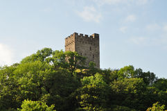 Dolwyddelan castle Stock Images
